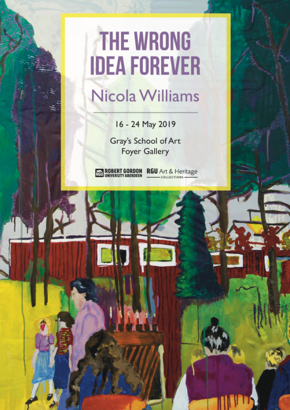 Nicola Williams_The Wrong Idea Forever